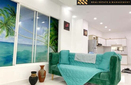 House for sale in Thao Dien Ward, District 2, Ho Chi Minh City.