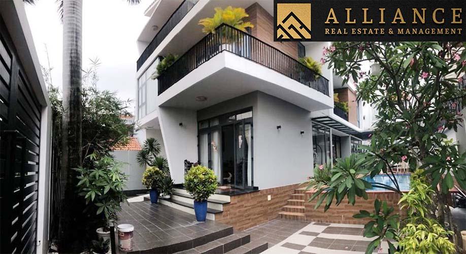 5 Bedroom Villa for sale in Thao Dien Ward, District 2, Ho Chi Minh City.