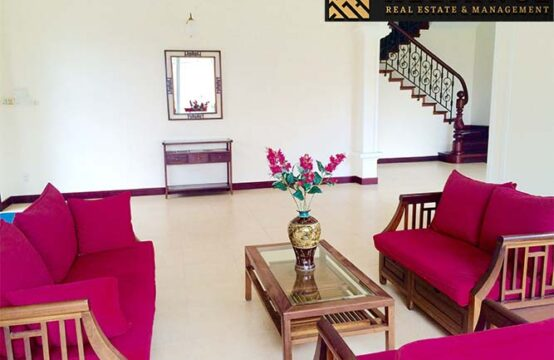 Villa for sale in Thao Dien Ward, District 2, Ho Chi Minh City.