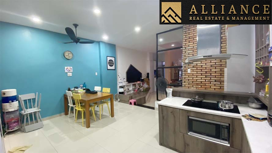 Villa for rent in Thao Dien Ward, District 2, Ho Chi Minh City.