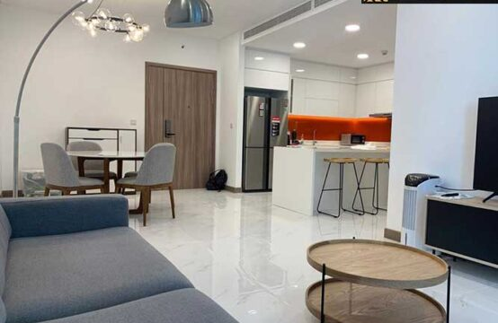 2 bedroom Apartment (Sunwah Pearl) for rent in Binh Thanh District, HCM City.