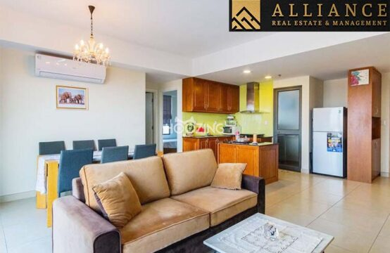 3 Bedroom Apartment (Masteri Thao Dien) for rent in Thao Dien Ward, District 2, Ho Chi Minh City.